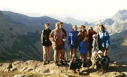 Berge Korsika