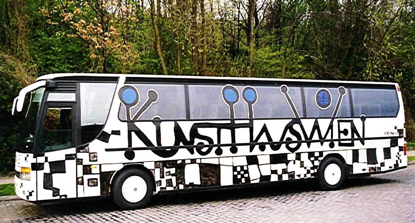Hundertwasser-Bus