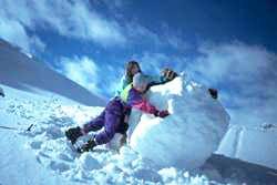 Skitour im Wipptal