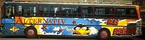Graffitibus seitlich