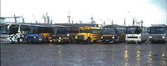 unsere originellen Busse