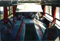 Graffiti-Bus